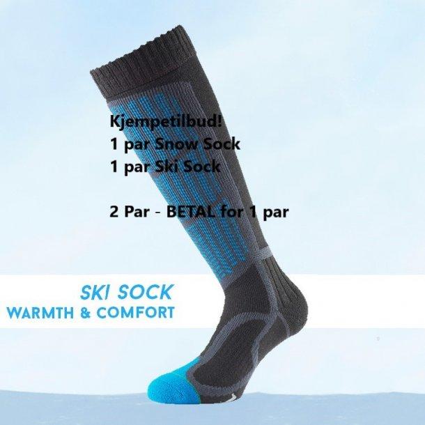 SKI og SNØ sport Sokker