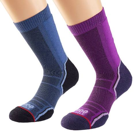 TREK tur-sokker - Perfekt for løping, behagelig på foten.