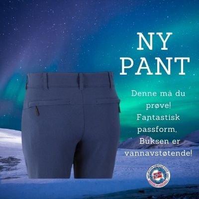 Brynje Hiking Pant - Passer til alle årstider og aktiviteter.