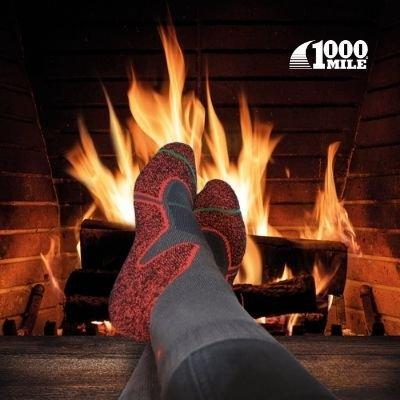 1000 MILE HEAT WALK  SOCK - Gir varme i føttene.